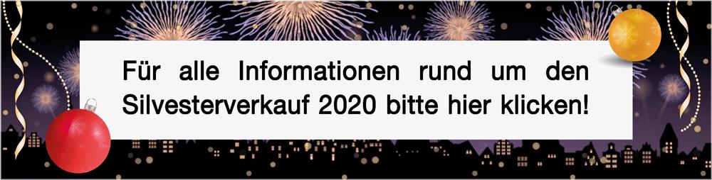 Der Silvesterverkauf 2019 in Dortmund